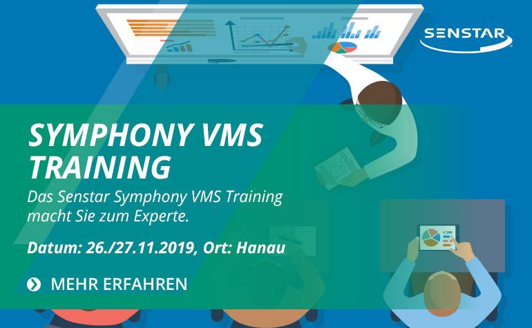 Symphony VMS Training