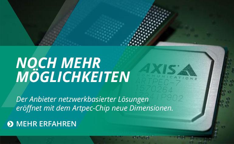 Axis Artpec-Chip