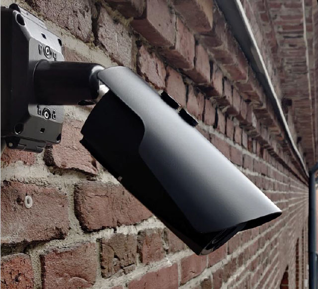 Lackierservice IP-Kameras