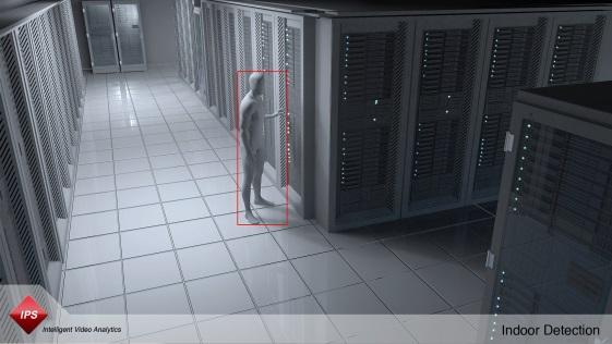 IPS Indoor Detection