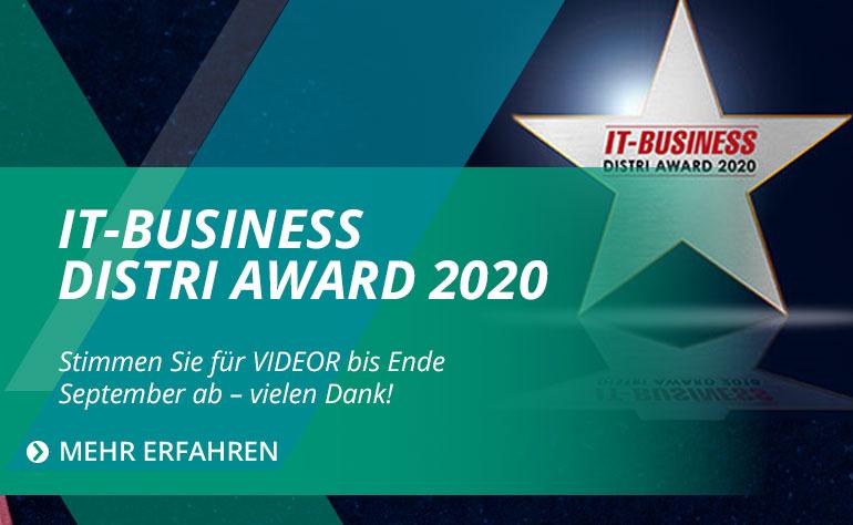 IT Business Distri Award
