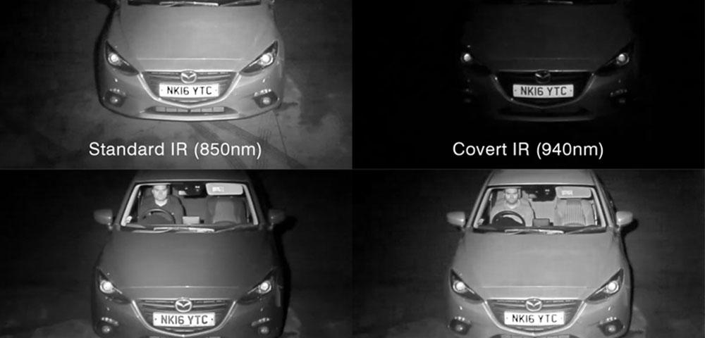 Raytec: 730 nm: Die neue Lösung für Fahrererkennung?