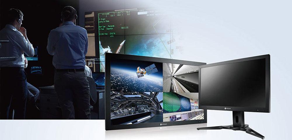 AG Neovo: UHD Monitore der QX-Serie