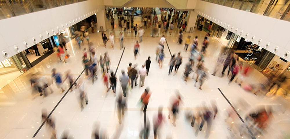 Belegungsalarm - Social Distancing im Einzelhandel