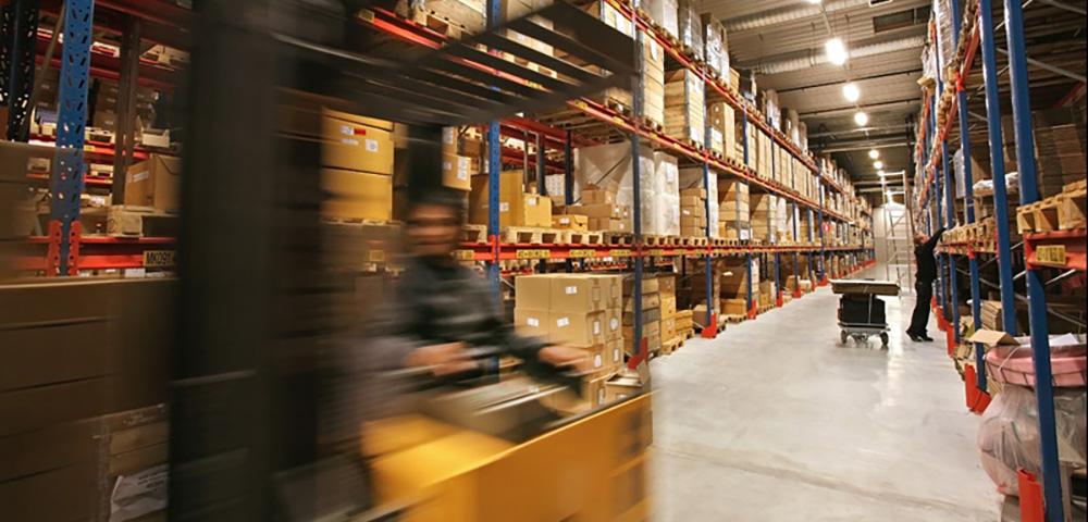 Axis Lösungen für eine transparente und sichere Logistik