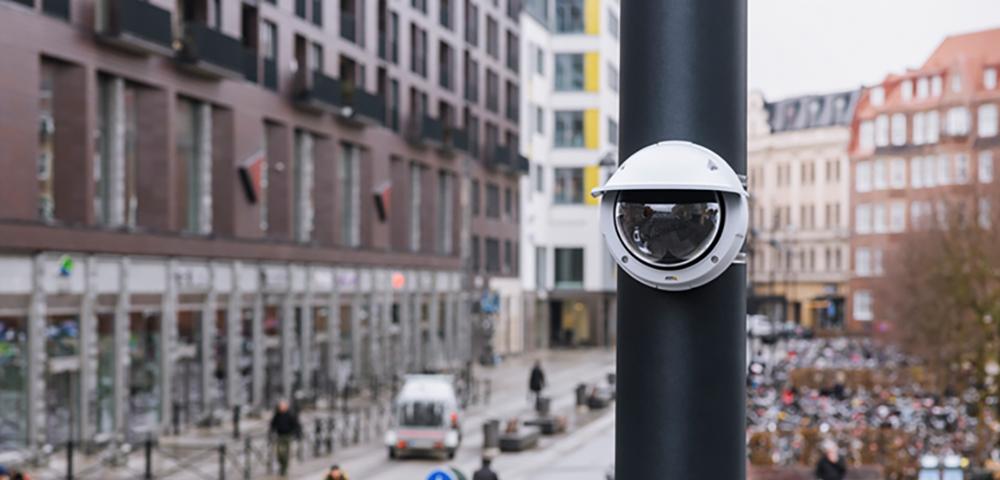Axis Panoramakameras – für mehr als nur schöne Landschaftsmotive