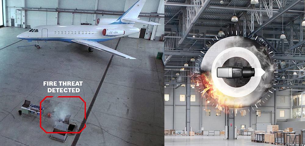 Bosch: Branderkennung in Frühphase