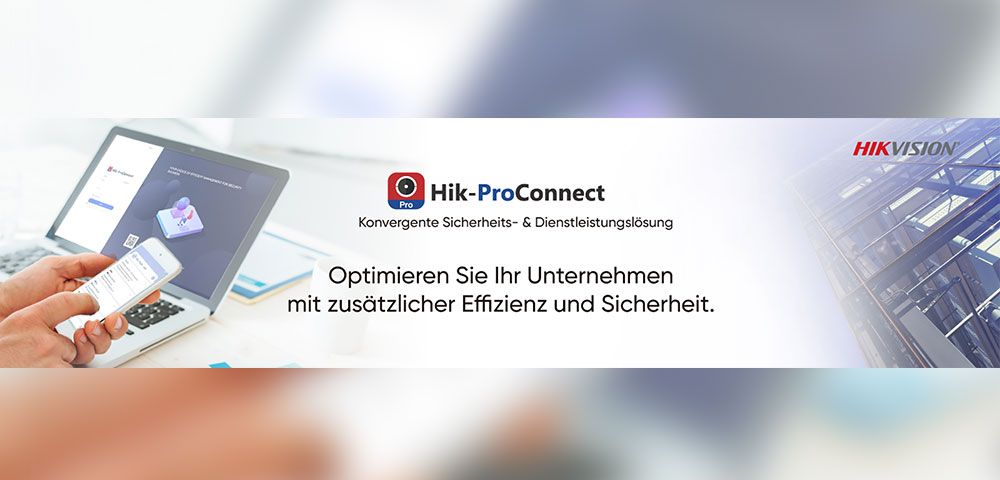 Hik-ProConnect: Flexibilität durch Remote-Technik