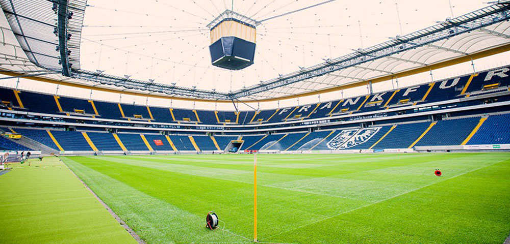 ComNet: Commerzbank-Arena goes digital