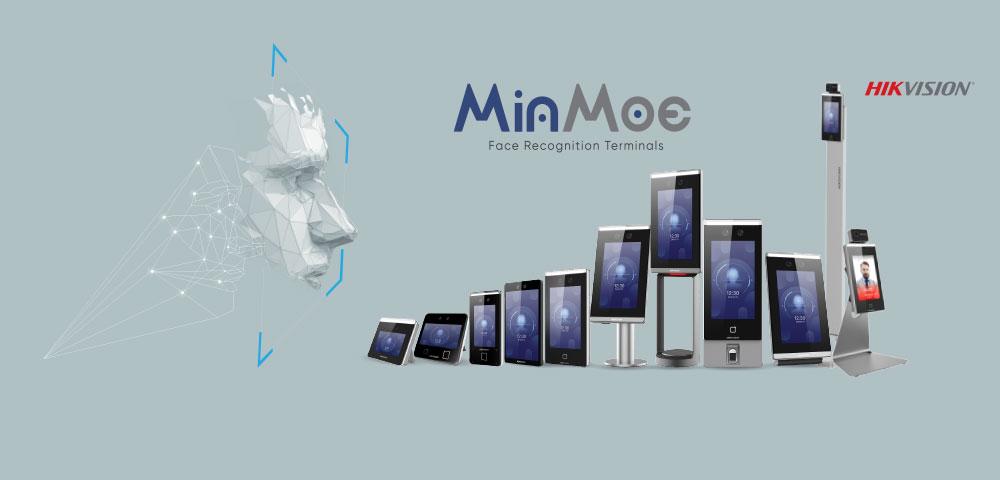 Hikvision MinMoe Terminals für kontaktlose Zutrittskontrolle