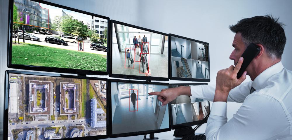 IPS Video Analytics – Rechtzeitig Gefahren erkennen