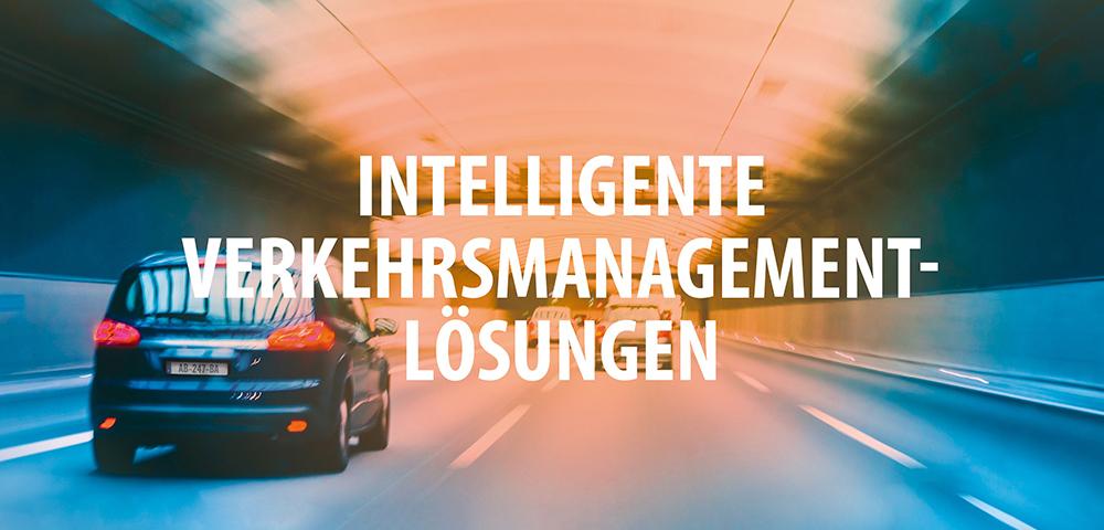Intelligente Verkehrsmanagementlösungen