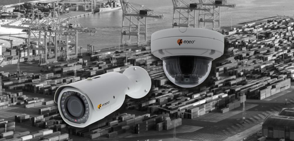 The New eneo 4K Cameras