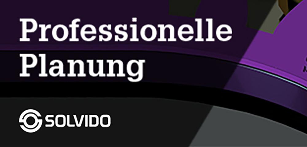 VIDEOR Solutions: Punkten mit professioneller Planung