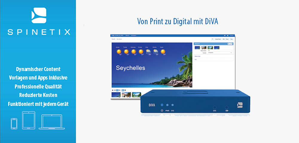 Einstieg in die Welt des Digital Signage!