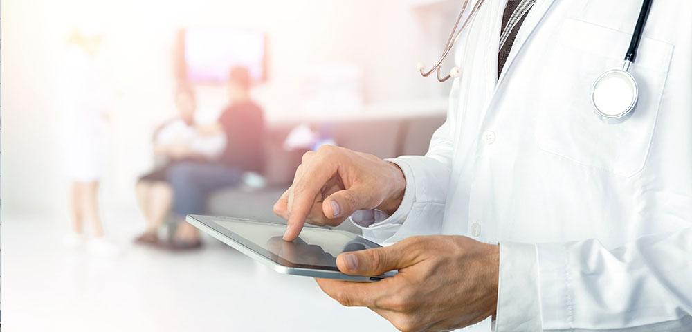 Wartezeitmanagement-Lösungen von Mem-O-Matic und B.I.C.: Gesundheitswesen