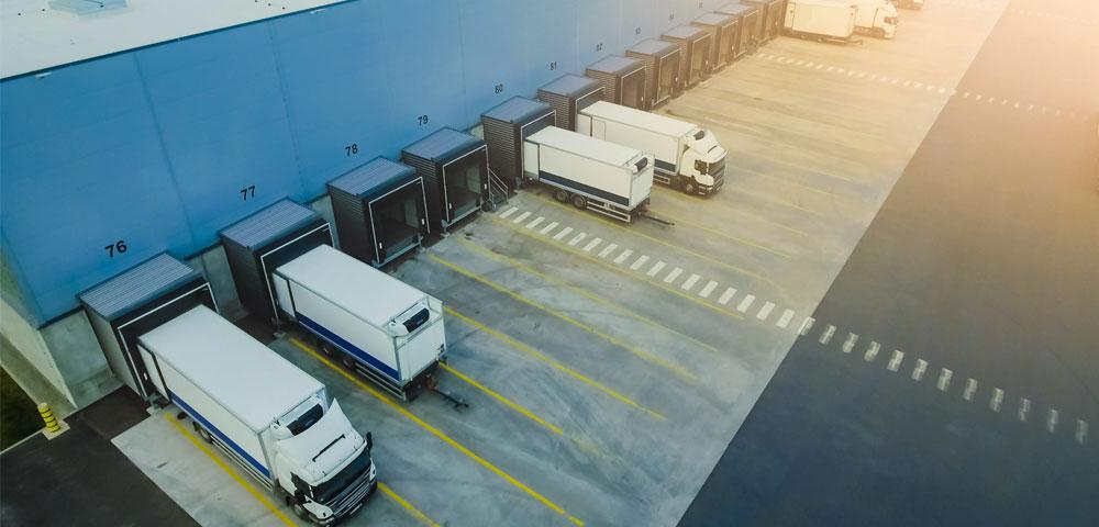 Wartezeitmanagement-Lösungen von Mem-O-Matic und B.I.C.: Logistik