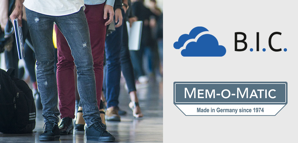 Neu bei VIDEOR: Wartezeitmanagement Lösungen von MEM-O-MATIC und B.I.C.