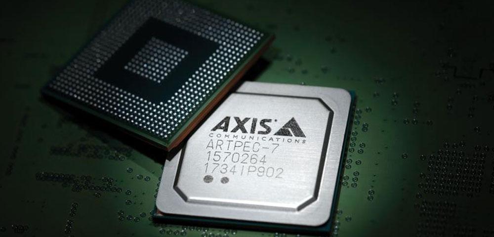 Axis ARTPEC: Noch mehr Möglichkeiten!