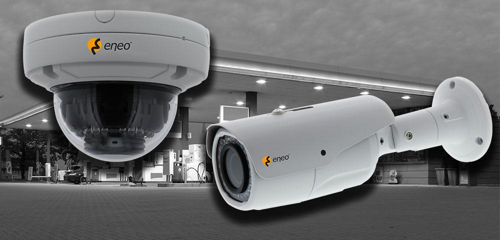 eneo Full-HD-Kameras der SN-Serie