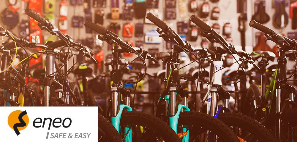eneo Safe & Easy: Einbruchschutz für Kleinunternehmen zum Small Business Tarif