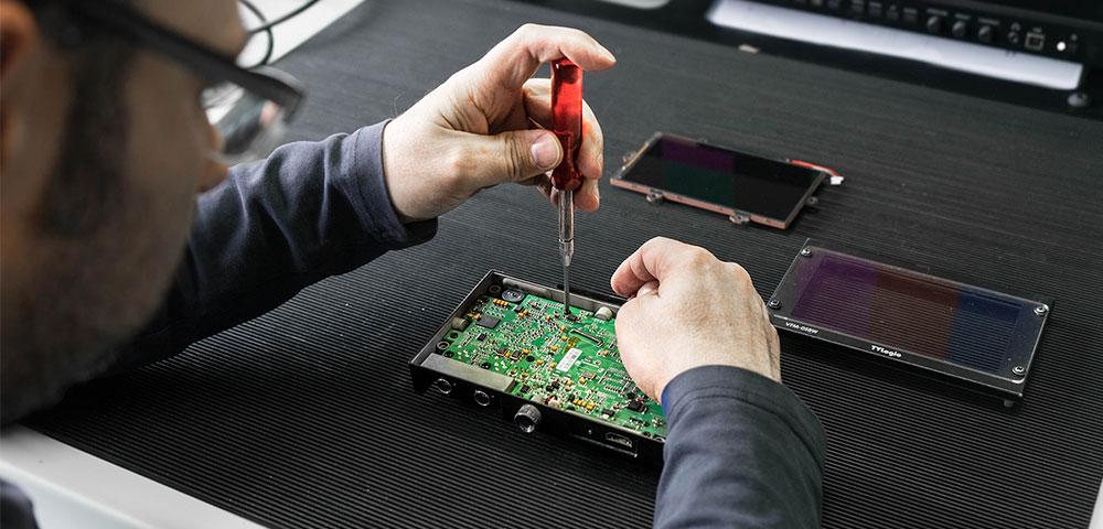 Reparaturen für Fujinon, TvLogic und mehr!