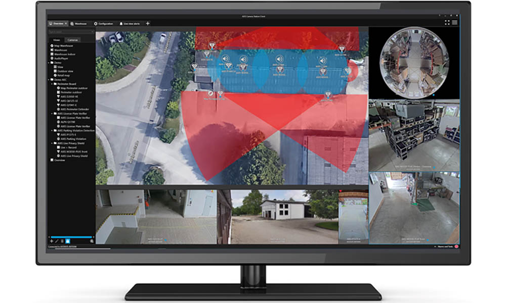 AXIS Camera Station Video Management Software