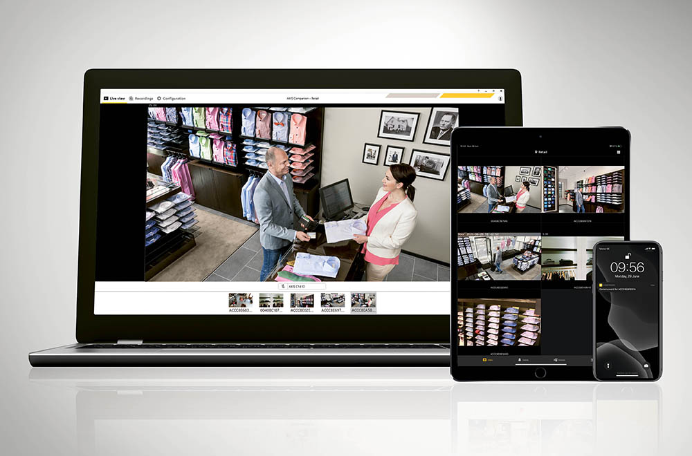 AXIS Companion Video Management Software
