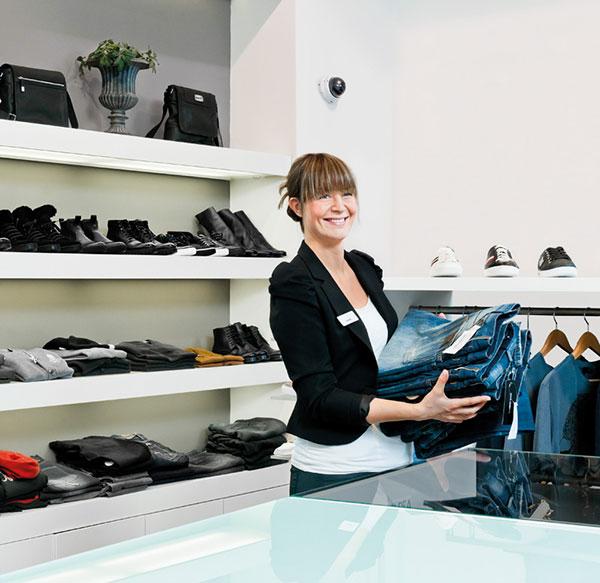 Ladendiebstahl verhindern Personalräume