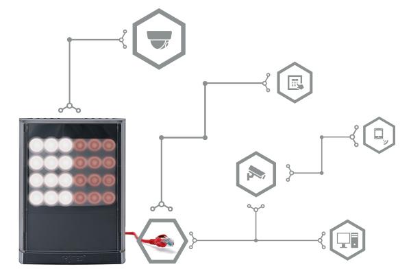 Raytec LED Strahler