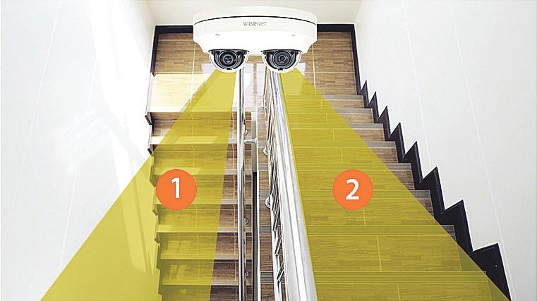 Hanwha Überwachungsbereiche 3