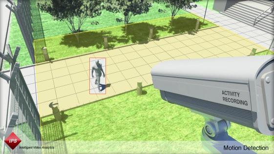 IPS Motion Detection