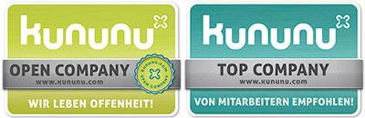 Kununu-Auszeichnung