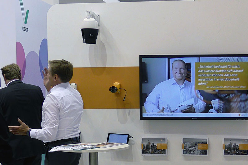 VIDEOR security essen 2018