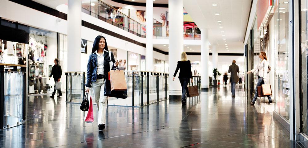 Axis Videoüberwachung im Einzelhandel